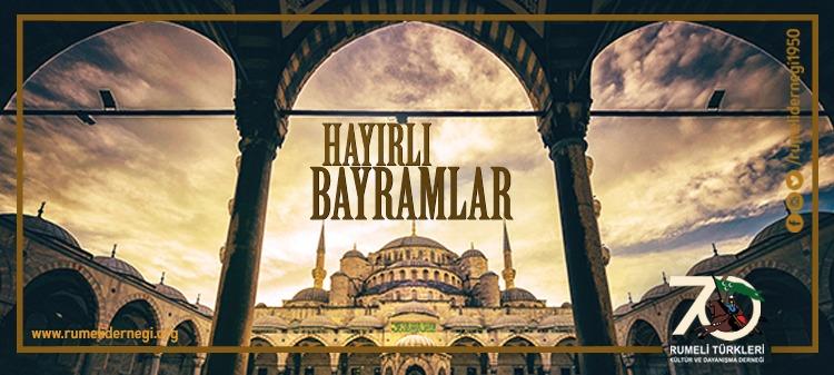 Ramazan Bayraminiz Kutlu olsun..