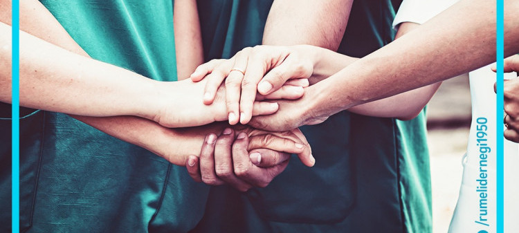 Sağlık çalışanlarımıza sonsuz tesekkurler