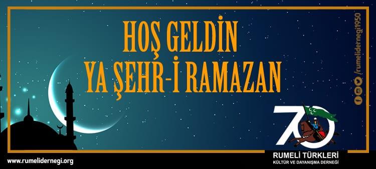 11 Ayın Sultanı Ya Şehr-i Ramazan