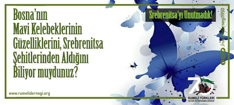 Srebrenitsa'yi Unutmadik